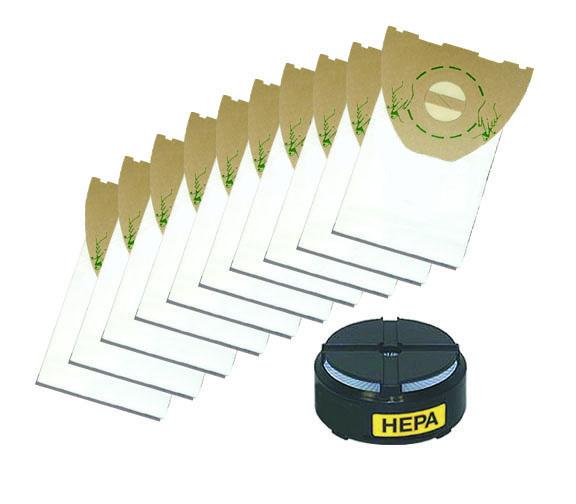 HEPA FILTER COMBO KIT for Bulb Eater® P/N 55-330